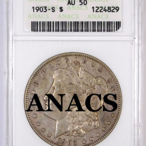 ANACS Graded Coins