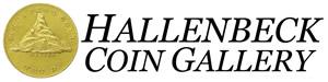 Hallenbeck Coin Gallery Logo
